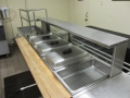 Kitchen Heating Table